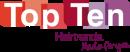 Top Ten Logo quer