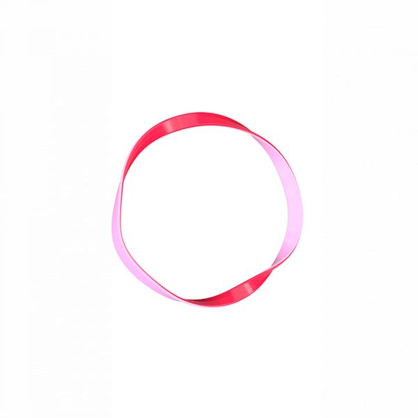 invisibobble_basic_pink_red_single
